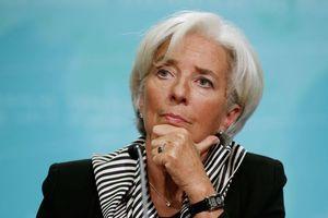 Tổng giám đốc IMF Christine Lagarde từ chức
