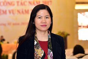 Bà Mai Thị Thu Vân làm Phó chủ nhiệm Văn phòng Chính phủ
