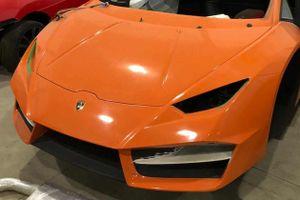 Brazil triệt phá xưởng siêu xe 'dỏm', bán Ferrari, Lamborghini giá rẻ