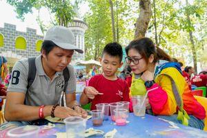Happy Festival - ngày hội vui chơi gắn kết gia đình tại VUS