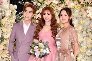 Anh Đức, Phạm Quỳnh Anh dự lễ cưới của Thu Thủy và chồng trẻ