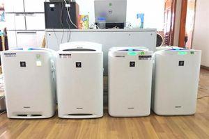 Đa dạng thị trường máy lọc không khí