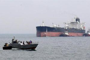 Tàu chở dầu UAE mất tích ở eo biển Hormuz?