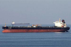 Tàu dầu mất tích ở vùng Vịnh: Iran đang hỗ trợ