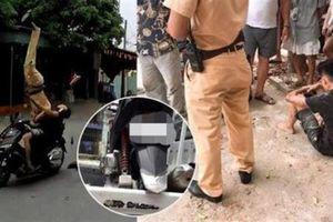 Thiếu niên tông trực diện CSGT Hải Phòng: Nếu không may...