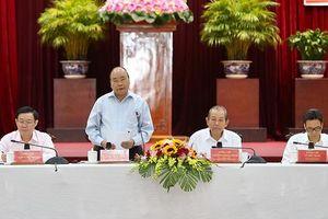 Tiểu ban Kinh tế - Xã hội Đại hội XIII của Đảng làm việc với TP Hồ Chí Minh và đồng bằng sông Cửu Long