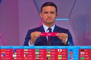 'Nội chiến' Đông - Nam Á tại vòng loại 2 World Cup 2022 khu vực châu Á