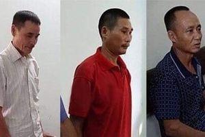 Khởi tố thêm ba đối tượng gây cháy rừng ở Hà Tĩnh