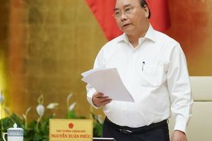 Thủ tướng: DN nhà nước phải có chiến lược, tránh 'nóng đâu phủi đấy'