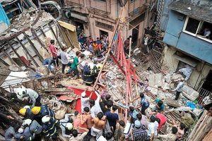 Ấn Độ: Sập nhà tại Mumbai, ít nhất 4 người chết