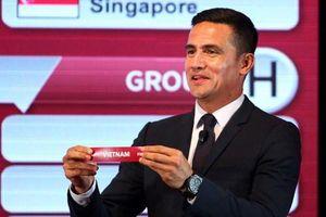 Việt Nam gặp Thái Lan, Indonesia tại vòng loại World Cup 2022