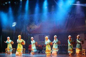 Vực lại sân khấu, đưa nghệ thuật truyền thống đến gần với khách du lịch