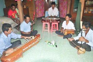 Nghệ nhân Thạch Đường, 'linh hồn' âm nhạc truyền thống Khmer
