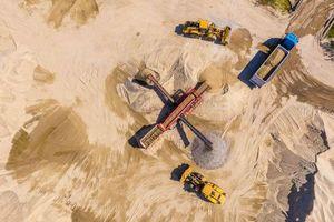 Trái đất ngày càng thiếu... cát