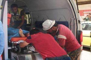 Syria: Nổ tại tỉnh Daraa, khoảng 20 người thương vong