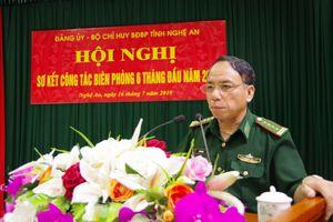 BĐBP Nghệ An: Sơ kết công tác biên phòng 6 tháng đầu năm 2019
