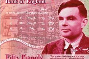Thiên tài Alan Turing sẽ xuất hiện trên tờ 50 bảng Anh