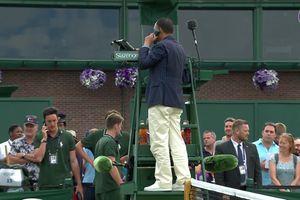 Những khoảnh khắc hài hước tại Wimbledon 2019