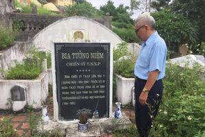 Kỷ niệm Ngày truyền thống TNXP: Nỗi niềm trước những ngôi mộ