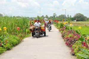 Gần 85% số hộ nông thôn hài lòng về xây dựng nông thôn mới