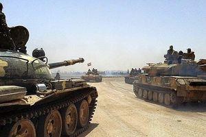 Nga gửi một lượng lớn vũ khí cho Quân đội Syria ở Hama