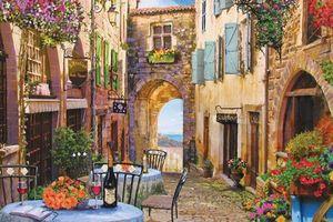 Lạc bước trên cung đường 'làng cổ tích nước Pháp' mê mẩn người lữ khách