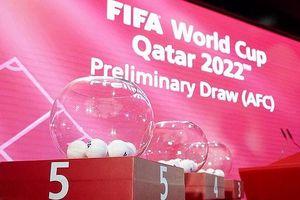 Tuyển Việt Nam vào bảng G vòng loại thứ 2 World Cup cùng 3 đại diện Đông Nam Á và UAE