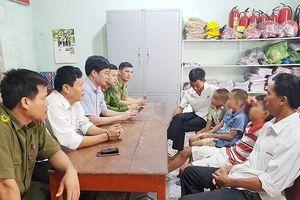 Thông tin bất ngờ vụ 3 cháu bé nghi bị bắt cóc ở Nghệ An
