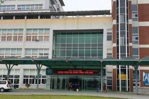 Bệnh viện tỉnh đầu tiên ở khu vực phía Bắc đạt tiêu chuẩn ISO 15189: 2012