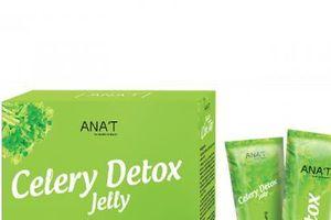 Công ty TNHH Thẩm mỹ Analee lưu hành trái phép Garcina Diet Jelly và Celery Detox Jelly?