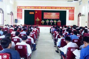 Các địa phương, đơn vị tổ chức quán triệt, triển khai Nghị quyết Trung ương 10, khóa XII