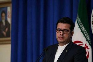 Iran trợ giúp 1 tàu chở dầu nước ngoài gặp trục trặc ở Eo biển Hormuz