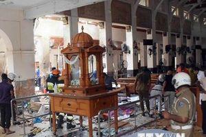 Nổ ở Sri Lanka: Toàn bộ nghi can vụ đánh bom đẫm máu bị bắt giữ