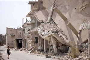 Nổ bom khiến nhiều người thương vong ở Daraa, Syria