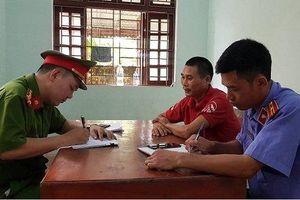 Khởi tố, bắt tạm giam thêm 3 bị can gây cháy rừng tại Hà Tĩnh