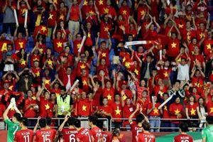 Lịch thi đấu của ĐTQG Việt Nam tại vòng loại World Cup 2019