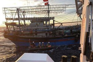 Bất ngờ tìm thấy 2 thi thể ngư dân gần tàu cá NA 99688 TS bị chìm