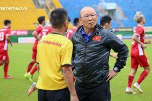 Ông Park đứng trước cơ hội đối đầu với những HLV từng dự World Cup