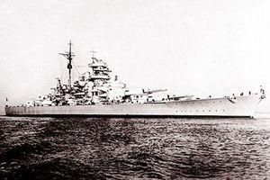 Chiếm hạm Bismarck và chuyến hải hành định mệnh