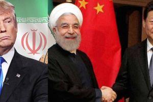 Mỹ có thể trừng phạt Trung Quốc do nhập dầu mỏ của Iran