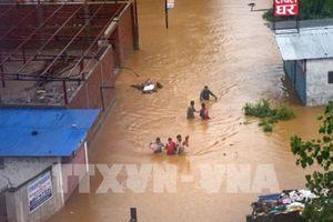 Nam Á: Gần 6 triệu người đang bị đe dọa bởi mưa lũ kéo dài