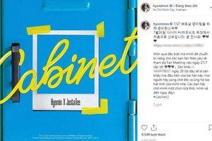 Clip: Hyomin (T-ara) 'say sưa' đệm đàn piano theo giai điệu của ca khúc kết hợp JustaTee - 'Cabinet'