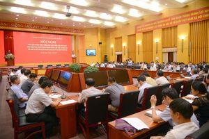 Đảng ủy Bộ TN&MT tổ chức học tập, quán triệt và triển khai Nghị quyết Trung ương 10 khóa XII