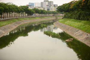Hà Nội xả nước cuốn trôi kết quả thí nghiệm bằng công nghệ Nhật ở sông Tô Lịch
