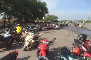Hải Dương: Hàng trăm công nhân lại đình công đòi quyền lợi