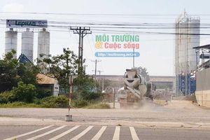 Đồng Nai – Bài 1: Nhà máy bê tông Lê Phan Nhơn Trạch gây ô nhiễm, chủ đầu tư ngó lơ