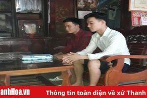 Thí sinh người dân tộc Thái đạt điểm 10 môn Lịch sử và ước mơ trở thành sỹ quan chính trị
