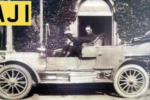 Điều gì khiến chiếc biển số xe cổ 112 tuổi có giá hơn 7 tỷ đồng?