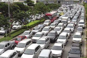 TP.HCM lại đề xuất thu phí ô tô vào nội thành