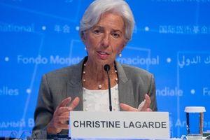 Vì sao nữ Tổng giám đốc Quỹ tiền tệ quốc tế IMF đệ đơn từ chức?